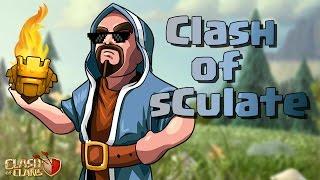 40 coppe, milioni di risorse e difese incredibili | Clash of sCulate Ep. #17 | Clash of Clans ITA