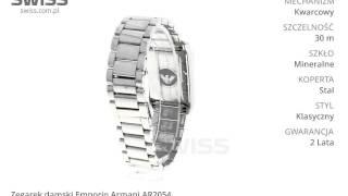 www swiss com pl zegarek damski emporio armani ar2054