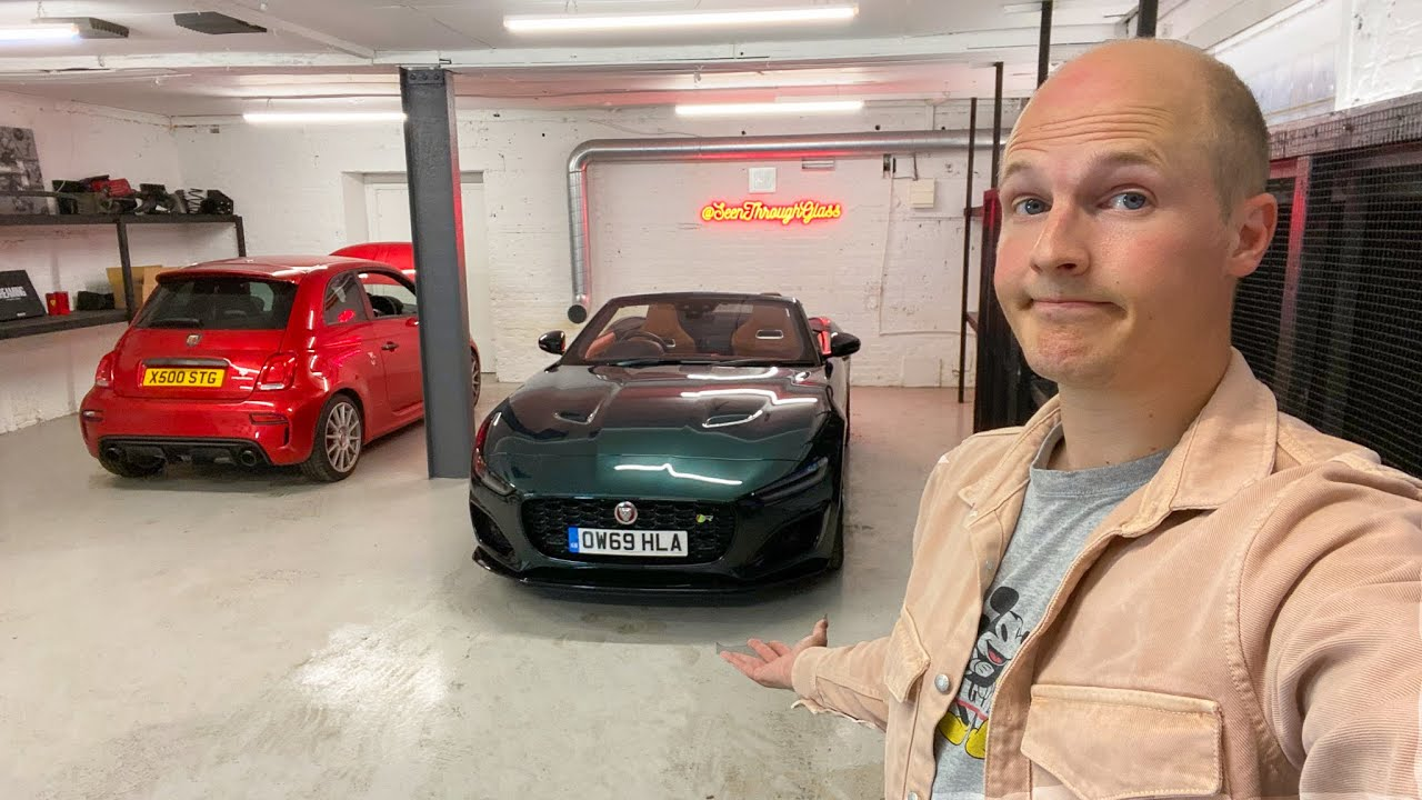 Garage Update! [Sold The 911, Abarth Is Dead, What's Next?]