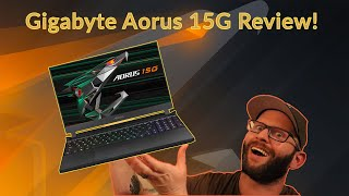Gigabyte Aorus 15G KC Gaming Laptop Review! A Beastly RTX 3060 Laptop!
