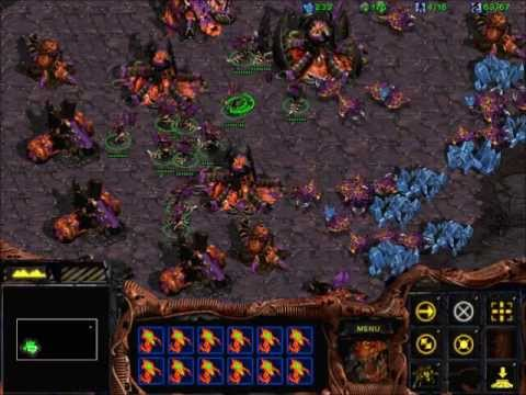 Starcraft Broodwar Zerg Mission 8 To Slay The Beast