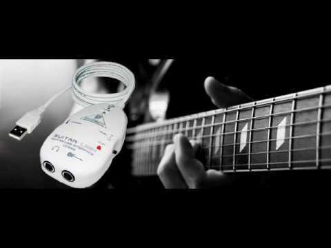 Behringer usb guitar link driver 64 bit windows 10