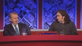 Alastair Campbell v Ian Hislop   Have I Got News For You - Season 43 Episode 8 (2012 )