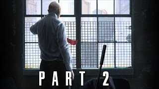 Toilet Drowning in Hitman Walkthrough Gameplay Part 2 (Hitman 6 2016)