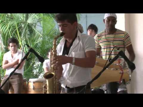 Carlos Miyares Quartet - Tune  Up