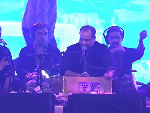 Tu Na Jaane Aas Paas Hai Khuda Full HD Song By Rahat Fateh Ali Khan | Rahat Live Performance |