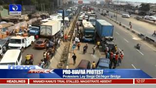 CP Anambra Hosea Karma Speaks On Pro-Biafra Protest In Anambra 02/12/15