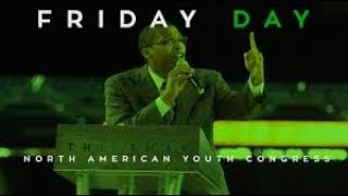 Victor Jackson Preaching at NAYC 2017 Full message