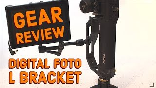 Digital Foto L Bracket Review: Accessory Mount and Handle for DJI Ronin-S