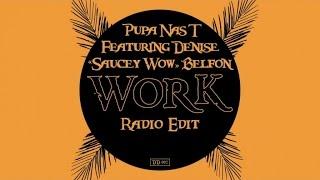 "Pupa Nas T Ft. Denise ""Saucey Wow"" Belfon - Work (Radio Edit)"