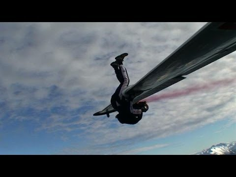 Not Superman or Spiderman--Just a Gutsy Stuntman | Outrageous Acts of Science
