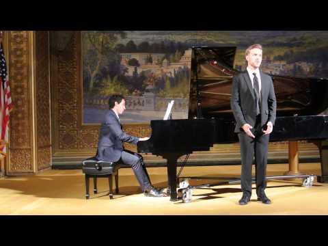 "Poulenc - ""C."" (James Onstad, tenor)"