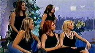 Girls Aloud - This Morning Interview (December 2002)