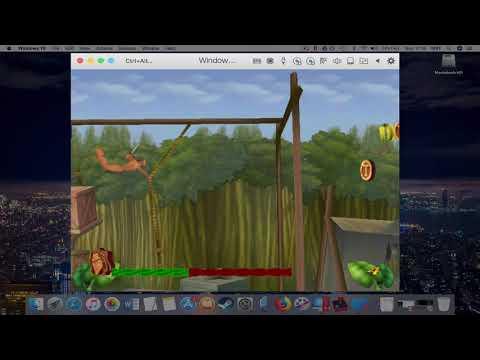 #17 Disney's Tarzan Game: Campsite Commotion [MAC]