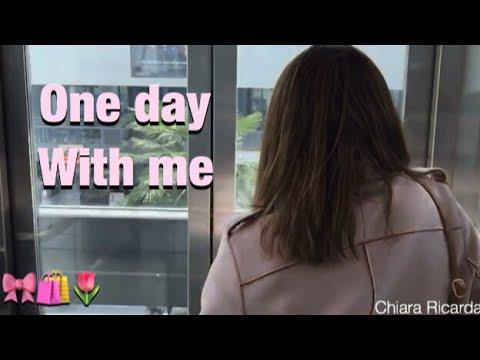 One day with me || Chiara Ricarda