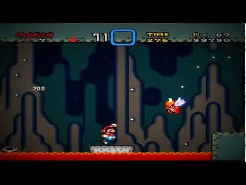 Super Mario World #5 - Parte final com SANGUE NOS EYES! PT-BR