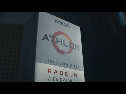 Athlon 200GE - Убийца Пентиумов?