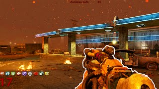 TRANZIT 2 GAMEPLAY! (Call of Duty Zombies Mod Gameplay)