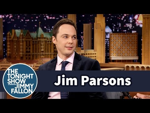 Jim Parsons Annoys Rihanna with Her  s