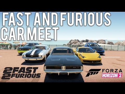 fast and furious 7 meet greet
