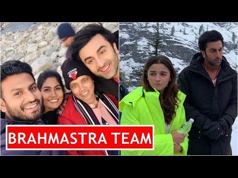 Alia Bhatt, Ranbir Kapoor are having a great time in Manali Mp3