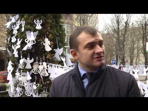 TV7plus Телеканал Хмельницького. Україна: 5 років минуло: Хмельницький заполонили «Ангели пам'яті».