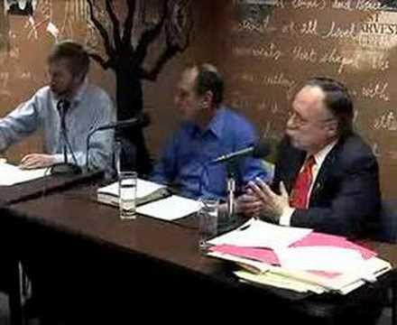 José Pertierra, Conference on the Posada Carriles Case, 14 junio 2007 (3 of 6)