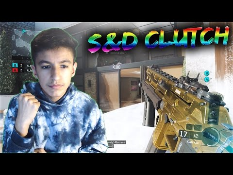 Black Ops 3 Search and Destroy Clutch!!!