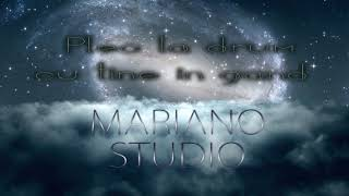 MARIANO - Plec la drum cu tine in gand [2019]
