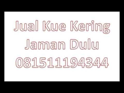 081511194344 Jual Kue Khas Betawi Tempo Dulu