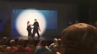 Dianne & Loui - Professional East Coast Swing
