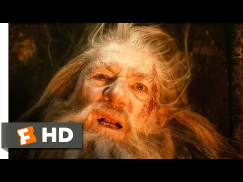 The Hobbit: The Desolation of Smaug - Fighting the Darkness Scene (5/10)   Movieclips