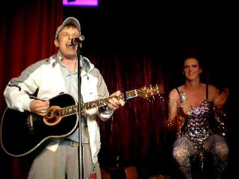 "Edna introduces Voodoo Mick ""Winner of the Tavern'..."