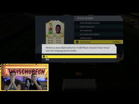 UNSERE SCHLIMMSTEN DISCARDS IN FIFA 17 😱😰 10 MILLIONEN COINS ABGESTOßEN ?!