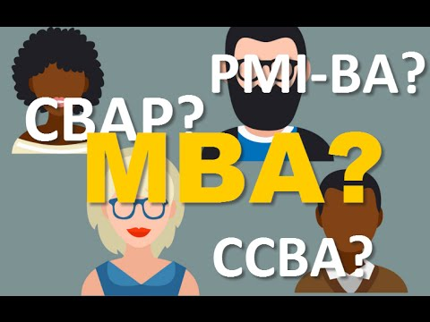 Are ECBA, CCBA, CBAP, Etc Certifications Worth It For A Business Analyst?