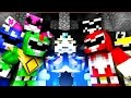 Power Rangers IN MINECRAFT 3 [Minecraft Animation]