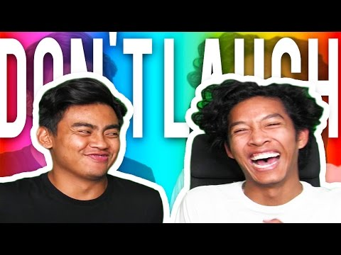 Thumbnail: Dont Laugh Challenge!!!!