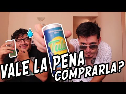 "VALE LA PENA COMPRARLA? -Bebida Tula ""LA ORIGINAL"""