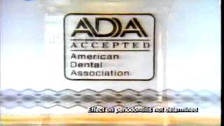 March 1990 Listerine commercial A common solution Thumbnail