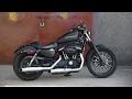 Harley-Davidson XL883N Iron 2009