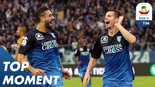 Beautiful Zajc Goal to Give Empoli Lead | Empoli 2-1 Udinese | Top Moment | Serie All