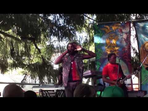Kabaka Pyramid Live at Sierra Nevada World Music Festival 2014
