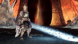 Dark Souls 2: Burnt Ivory King Boss Fight (4K 60fps)