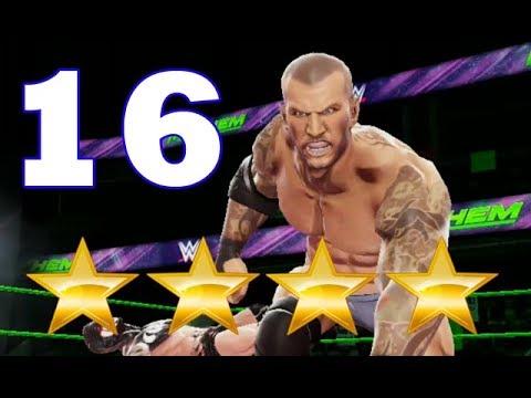 WWE Mayhem - 4 STAR SUPERSTAR RANDY ORTON!!! - Part 16 [Season 6 Episode 2/3] Android