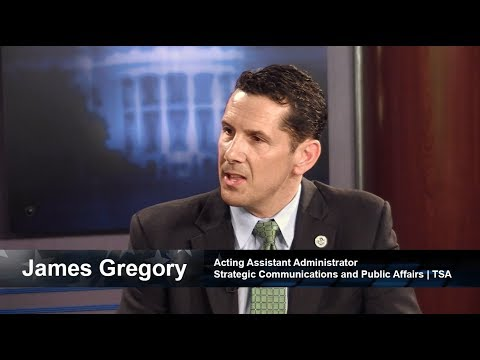 One on One with TSA's James Gregory on REAL ID