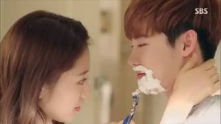 Pinocchio   ♡ Lee Jong Suk x Park Shin Hye ( First Love Tiger JK ft  Punch)