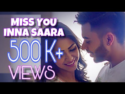 Miss You Ena Saara (FULL VIDEO) | Navjeet | Jaymeet | Latest Punjabi Song 2018