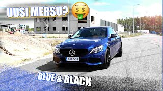 🚗 Uusi Look Mersuun! 🔥 Blue&Black | Tuulilasipinnoitus.com | Stardust pcs5