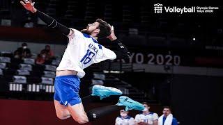 Egor Kliuka Best Outside Hitter #Tokyo2020