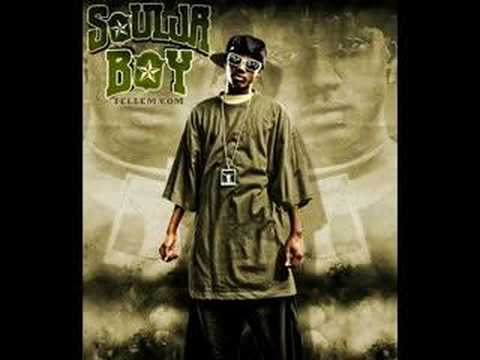 Soulja Boy - Dis Is A Dangerous Group